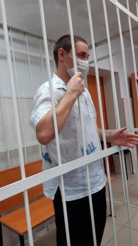 """Виктор Игнатенко в """"специально отведенном месте"""""""