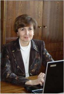 Щербакова Галина Валентиновна